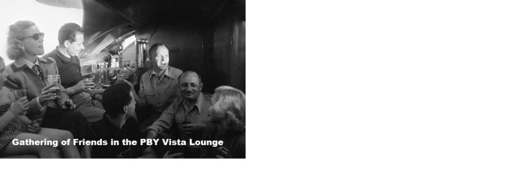 6. Gathering of Friends in Vista Lounge